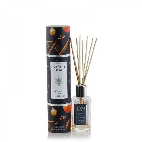 Ashleigh & Burwood - The Scented Home - Reed Diffuser - Christmas Nights Δ