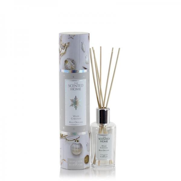 Ashleigh & Burwood - The Scented Home - Reed Diffuser - White Christmas Δ