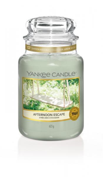 Yankee Candle - Classic Large Jar Housewarmer - Afternoon Escape