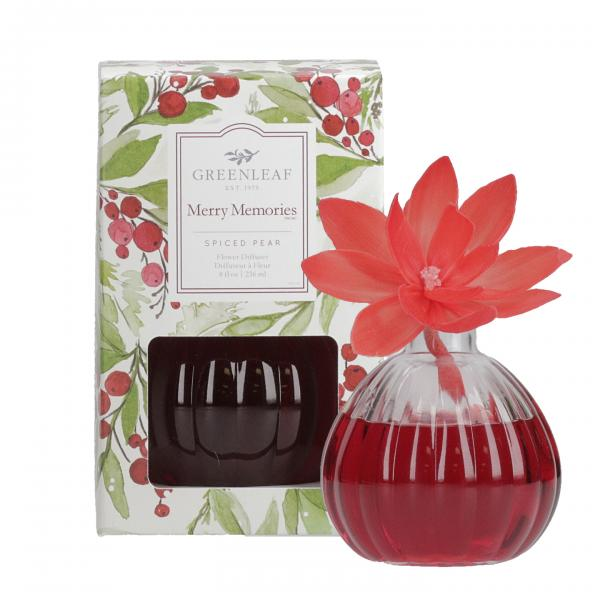 Greenleaf - Flower Diffuser - Merry Memories Δ