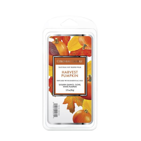 Colonial Candle - Duftwachs - Harvest Pumpkin