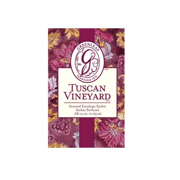 Greenleaf - Duftsachet Small - Tuscan Vineyard