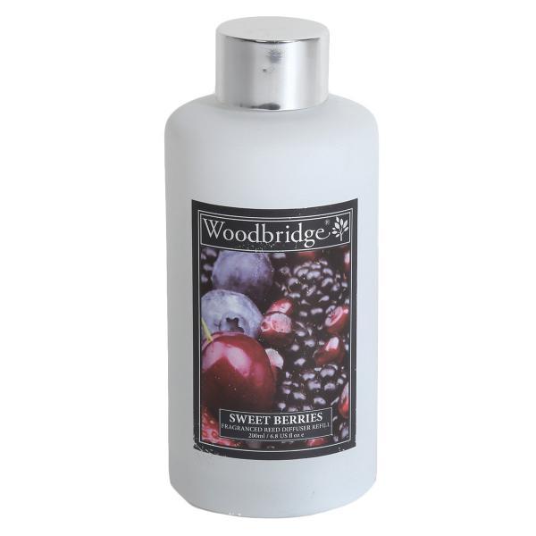 Woodbridge Candle - Reedöl - Sweet Berries