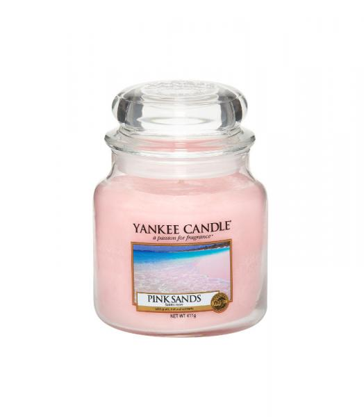 Yankee Candle - Classic Medium Jar Housewarmer - Pink Sands