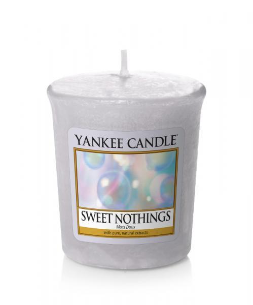 Yankee Candle - Classic Votive - Votivkerze - Sweet Nothings