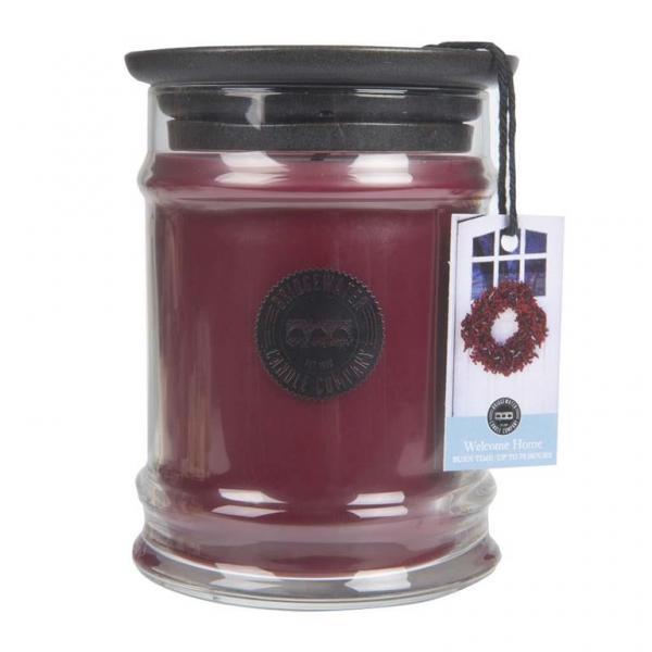 Bridgewater Candle - Kleine Duftkerze im Glas - Small Jar - Welcome Home