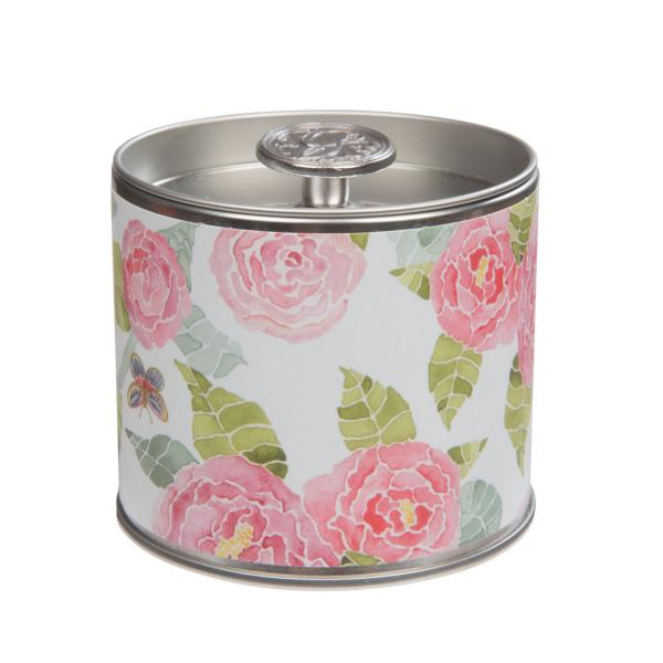 *Greenleaf - Signature Candle Tin - Duftkerze in Dose - Peony Bloom