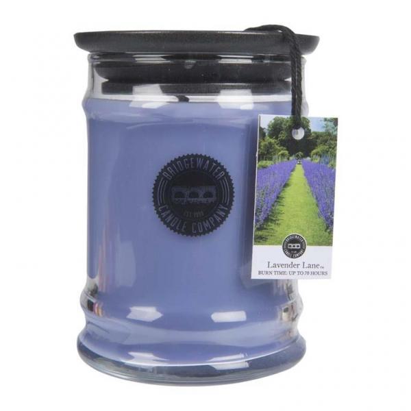 Bridgewater Candle - Kleine Duftkerze im Glas - Small Jar - Lavender Lane