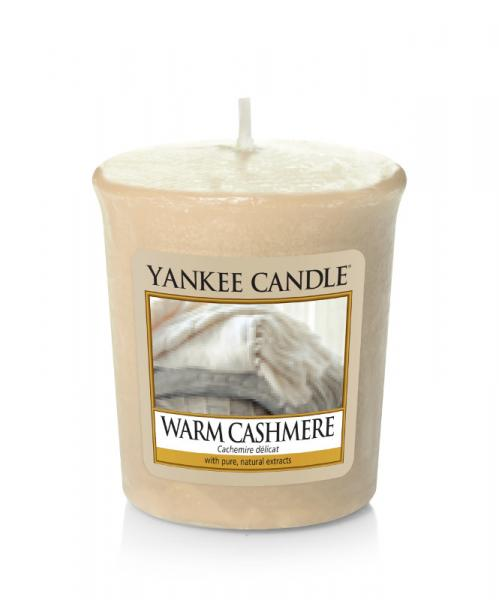 Yankee Candle - Classic Votive - Votivkerze - Warm Cashmere