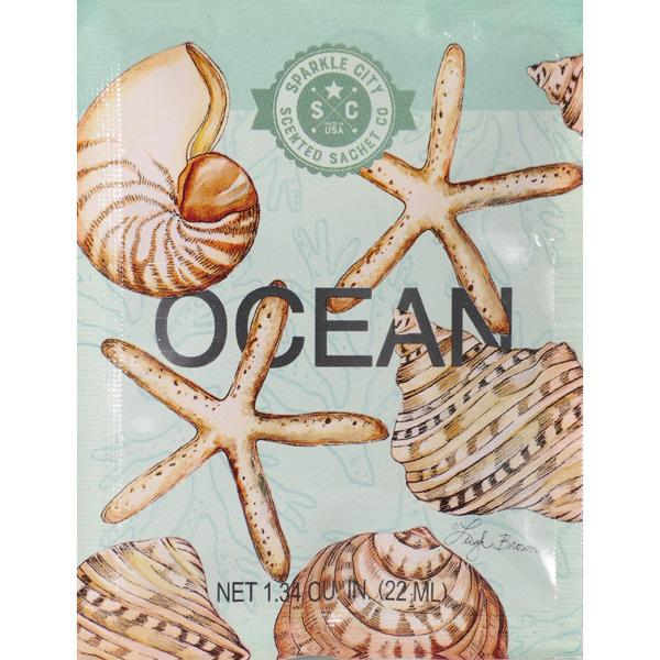Sparkle City (by Fresh Scents) - Duftsachet - Ocean