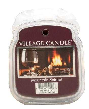 Village Candle - Wax Melt - Mountain Retreat
