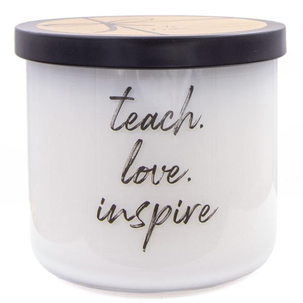 Colonial Candle - Mittlere Duftkerze im Glas - Everyday Luxe - Teach Love Inspire