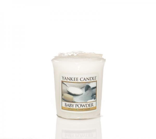 Yankee Candle - Classic Votive - Votivkerze - Baby Powder