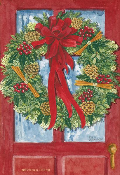 Willowbrook Fresh Scents - Duftsachet - Red Door Wreath