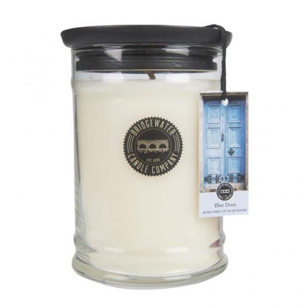 Bridgewater Candle - Große Duftkerze im Glas - Large Jar - Blue Door