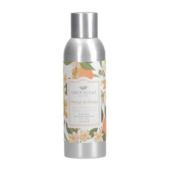 Greenleaf - Room Spray - Raumspray - Orange & Honey