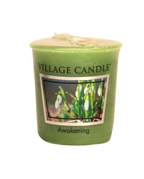 Village Candle - Votivkerze - Awakening º*