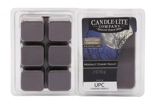 Candle-Lite Company - Wax Cubes - Duftwachs - Moonlit Starry NIght