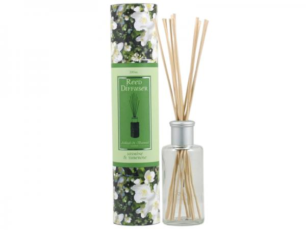 Ashleigh & Burwood - The Scented Home - Reed Diffuser - Jasmine & Tuberose