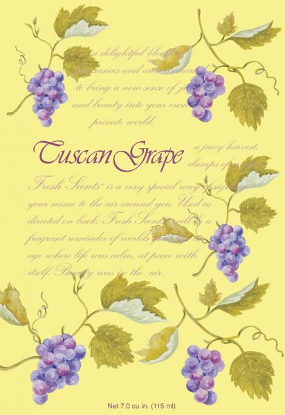 Willowbrook Fresh Scents - Duftsachet - Tuscan Grape