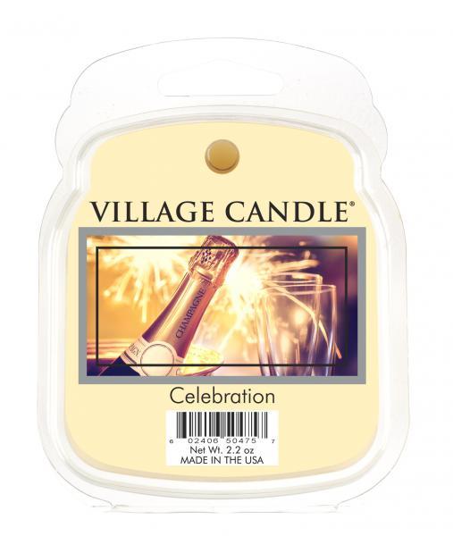 Village Candle - Wax Melt - Celebration