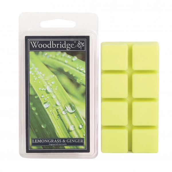 Woodbridge Candle - Duftwachs - Lemongrass & Ginger