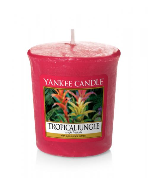 Yankee Candle - Classic Votive - Votivkerze - Tropical Jungle