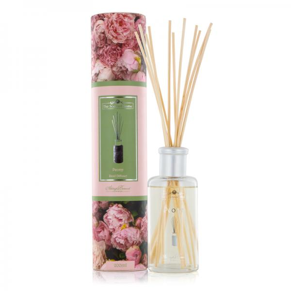 Ashleigh & Burwood - The Scented Home - Reed Diffuser - Peony