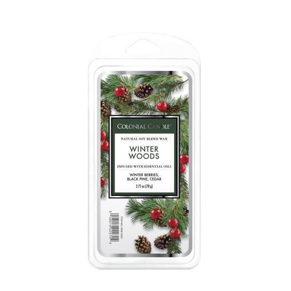 Colonial Candle - Duftwachs - Winter Woods