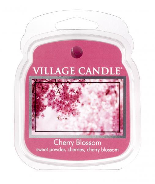 Village Candle - Wax Melt - Cherry Blossom •