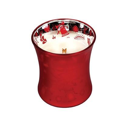 WoodWick - Holiday - Medium Jar - Crimson Berries