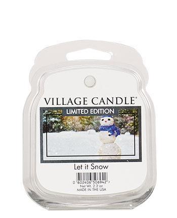 Village Candle - Wax Melt - Let It Snow