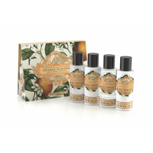 STC - Triple AAA Travel Collection Orange Blossom