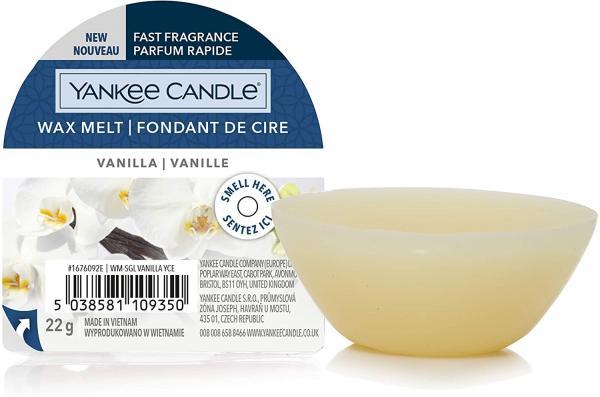 Yankee Candle - Wax Melt - Duftwachs - Vanilla