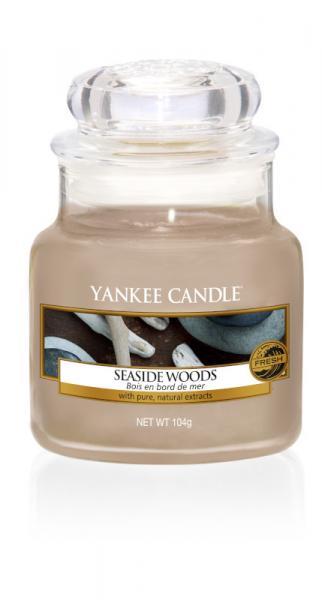 Yankee Candle - Classic Small Jar Housewarmer - Seaside Woods