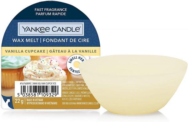 Yankee Candle - Wax Melt - Duftwachs - Vanilla Cupcake