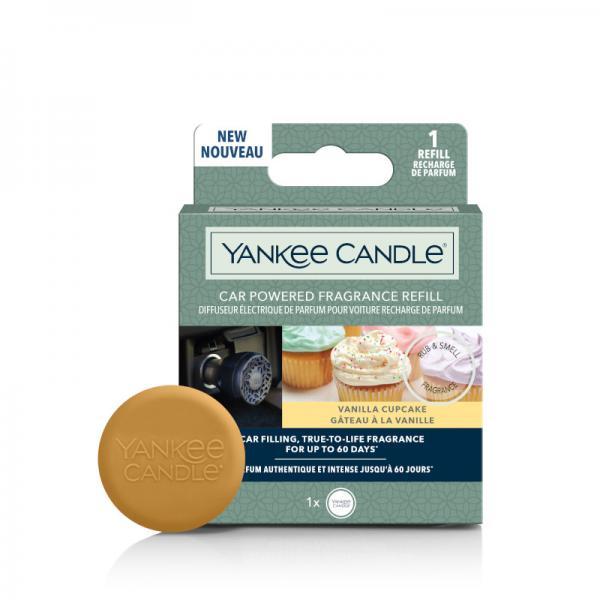 Yankee Candle - Elektrischer Autoduft - Nachfüller / Refill - Vanilla Cupcake