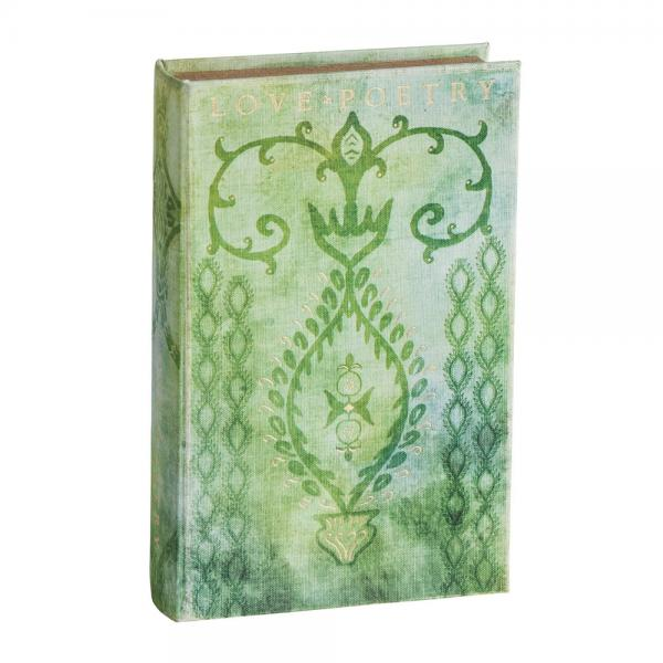 Demdaco - Willow Tree (Susan Lordi) - 27431 - Love Poetry Decorative Arts Book