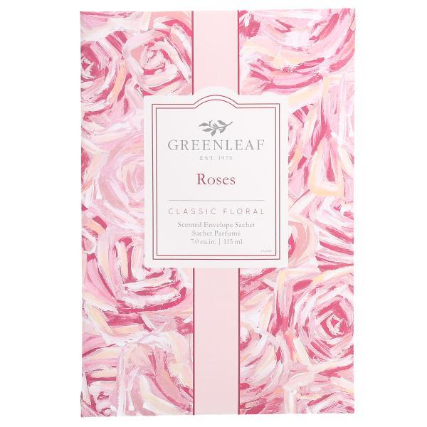 Greenleaf - Duftsachet Large - Roses