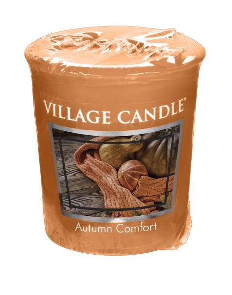 Village Candle - Votivkerze - Autumn Comfort