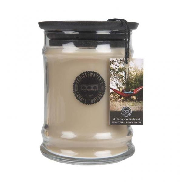 Bridgewater Candle - Kleine Duftkerze im Glas - Small Jar - Afternoon Retreat