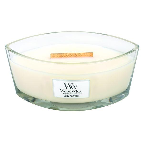WoodWick - Hearthwick Flame Candle - Baby Powder