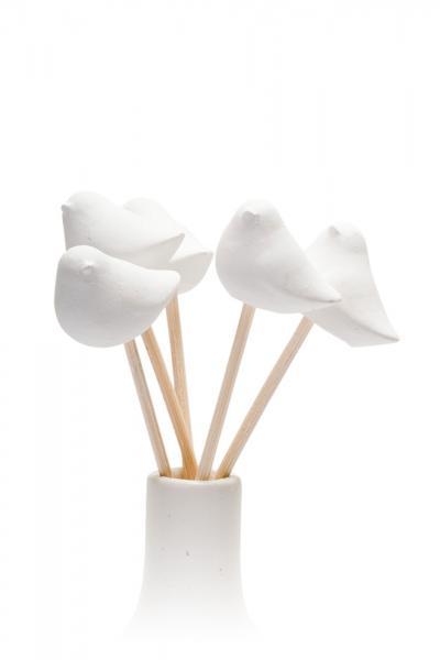 Vogel Frei - Reed Diffuser Sticks - Reed Stäbchen - Keramik Vogel