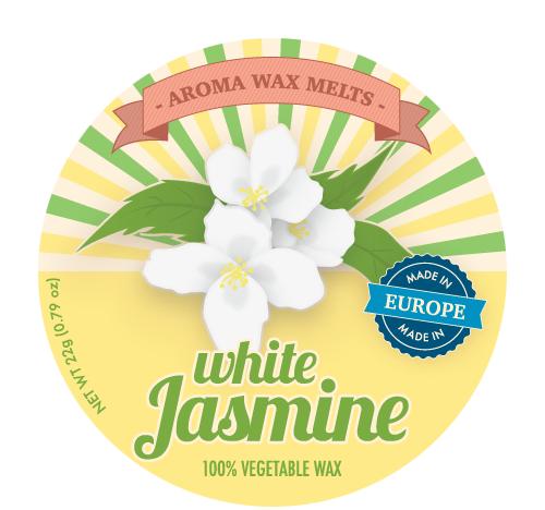 Aroma Wax Melts - Duftwachs - White Jasmine