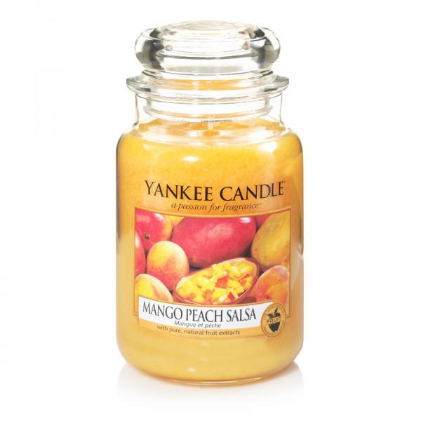 Yankee Candle - Classic Large Jar Housewarmer - Mango Peach Salsa