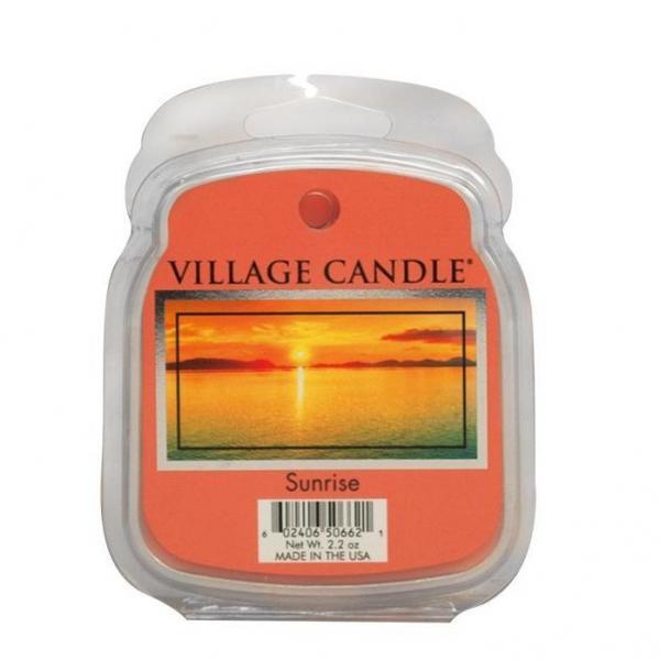 Village Candle - Wax Melt - Sunrise º*