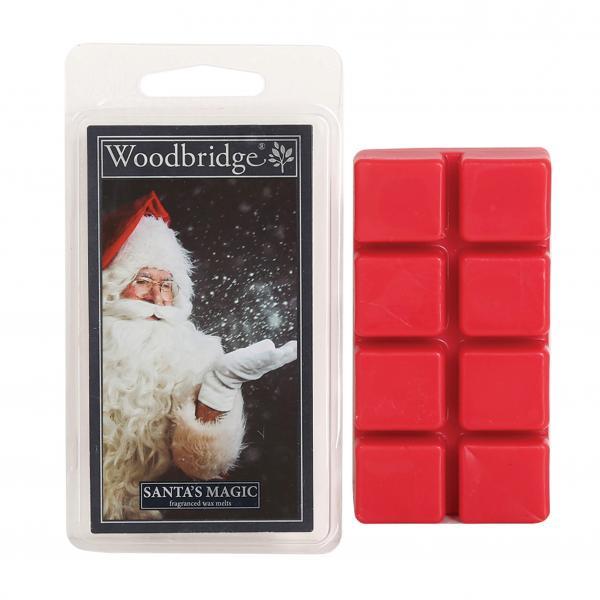 Woodbridge Candle - Duftwachs - Santa's Magic
