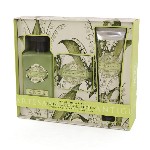 STC - Triple AAA Body Care Collection Lily of the Valley
