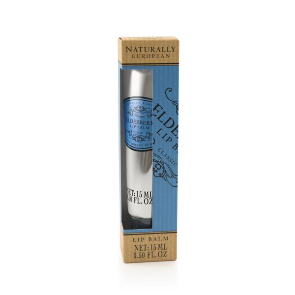STC - Naturally European Lip Balm Elderberryº*