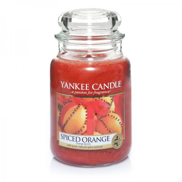 Yankee Candle - Classic Large Jar Housewarmer - Spiced Orange